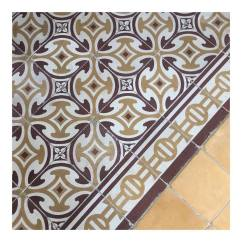 The old tiles