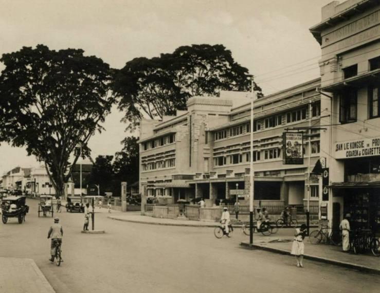 Grand Hotel Preanger Bandung