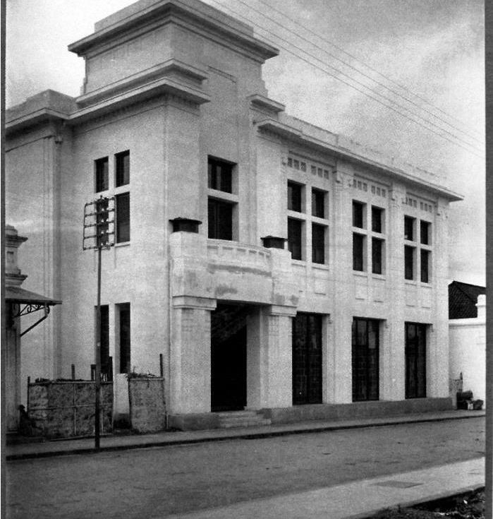 Gedung Gas Negara, built around 1919