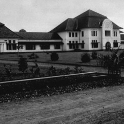 Institute Pasteur Building build in 1926