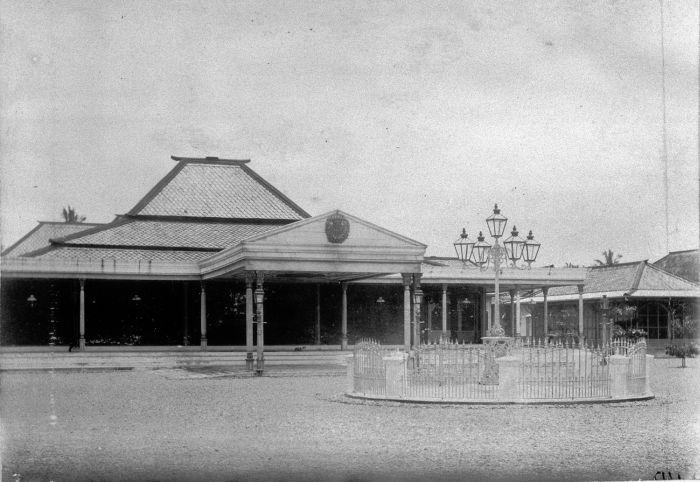 mangkunegaran 1890-1900