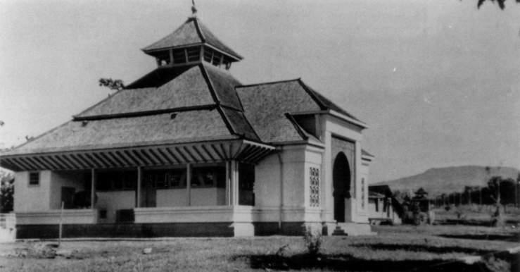 Masjid Raya Cipaganti Bandung