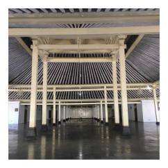 Built in 1811, nDalem Sasono Mulyo