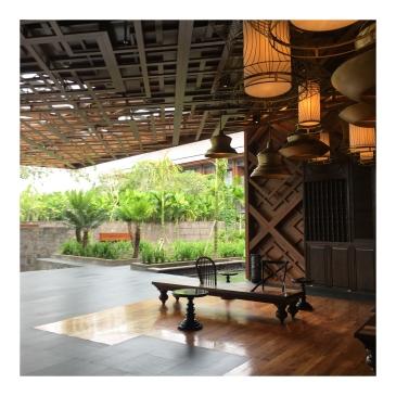 Hotel Indigo Bali, Lobby Lounge