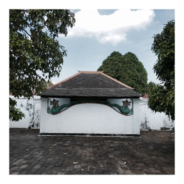The Back Entrance of Kraton Yogya